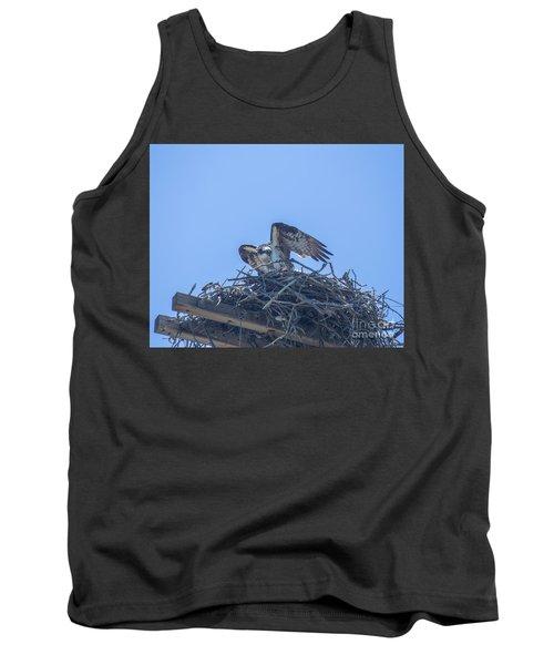 Osprey Nest II Tank Top by Billie-Jo Miller