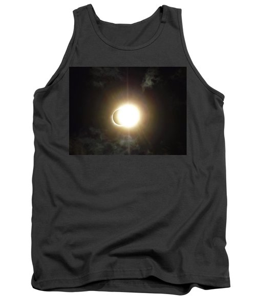Otherworldly Eclipse-leaving Totality Tank Top