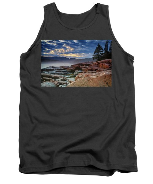 Otter Cove In The Mist Tank Top