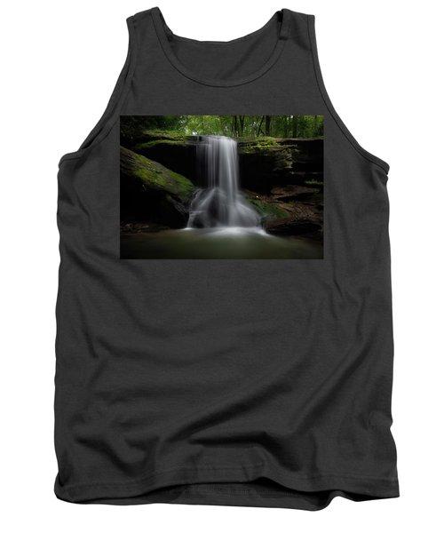 Otter Falls - Seven Devils, North Carolina Tank Top