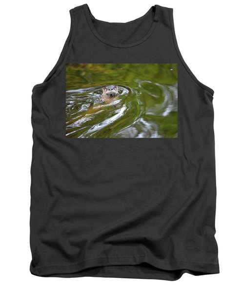 Otter In The Wotter Tank Top
