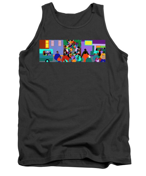 Our Community Tank Top