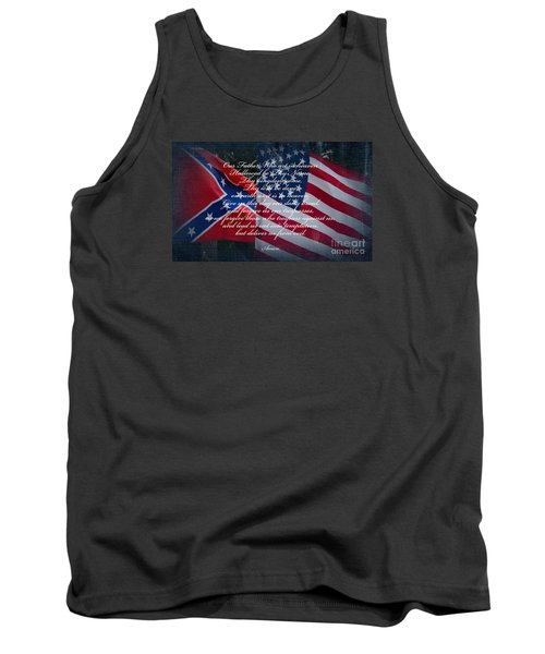 Our Father Tank Top by Maddalena McDonald