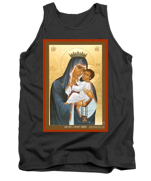 Our Lady Of Mount Carmel - Rlolc Tank Top