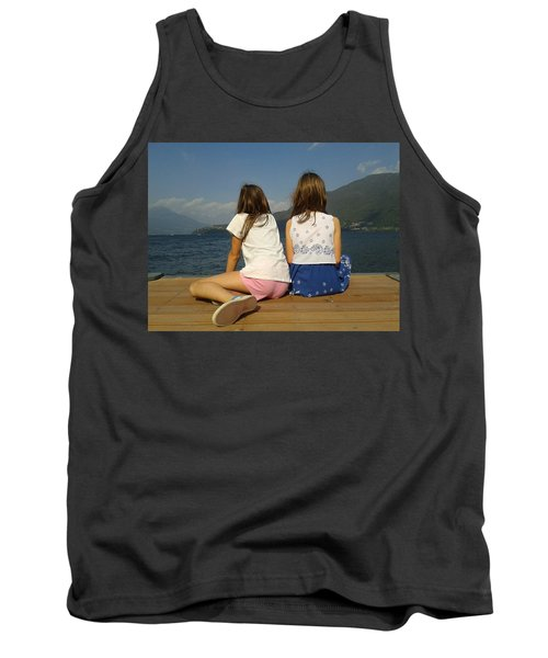 Our Wonderful Maty And Francy Tank Top