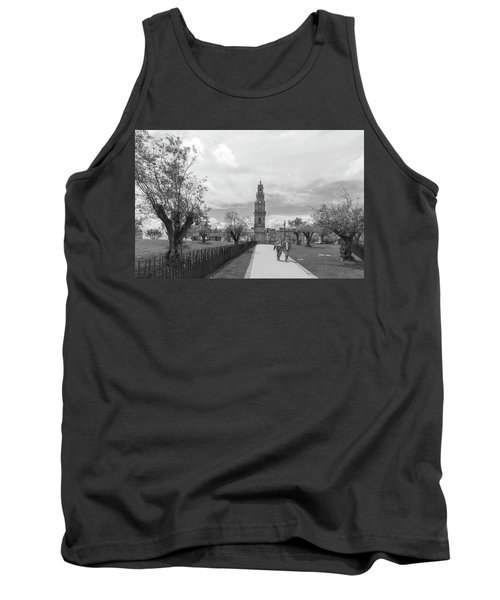 Out For A Walk Tank Top