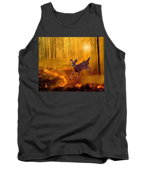 Out Of Egypt Tank Top by Bill Stephens