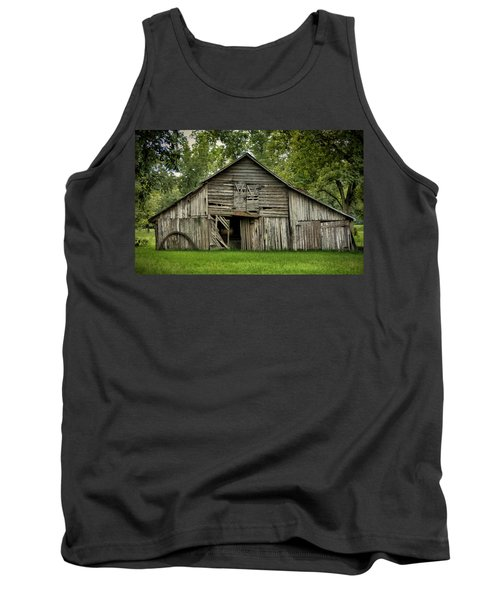 Out Of The Past Tank Top