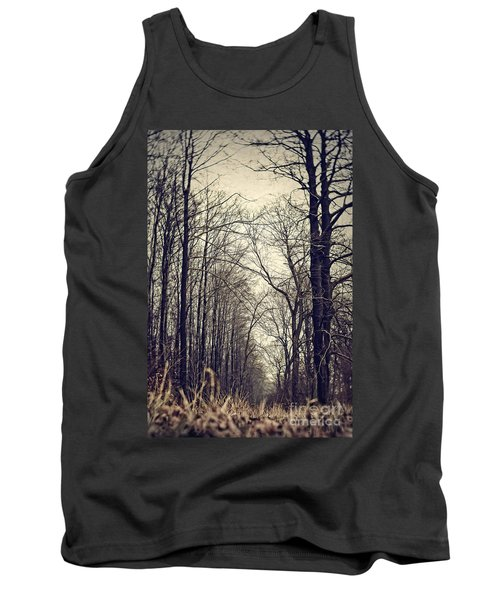 Out Of The Soil - Into The Forest Tank Top