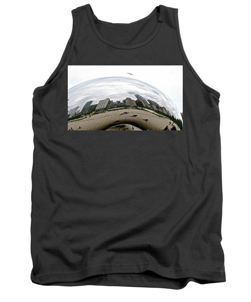 Out Of This World Tank Top by Amelia Racca