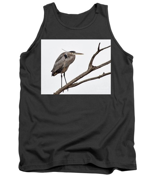 Out On A Limb Tank Top by Tamera James