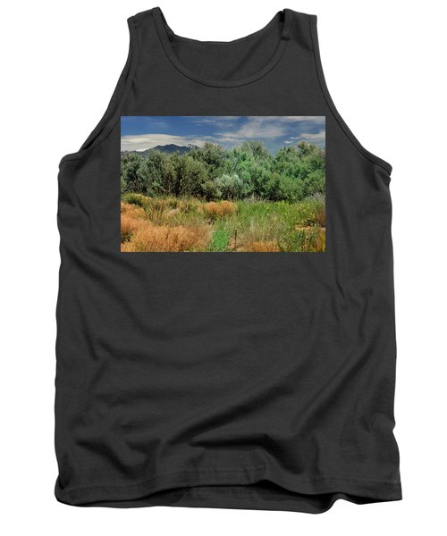 Out On The Mesa 1 Tank Top