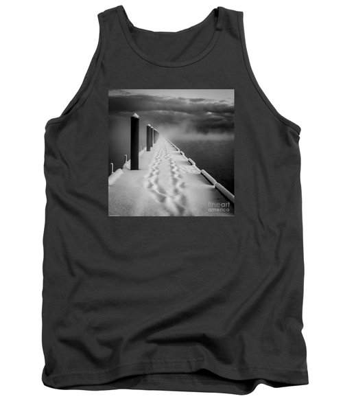 Out To The End Tank Top by Mitch Shindelbower