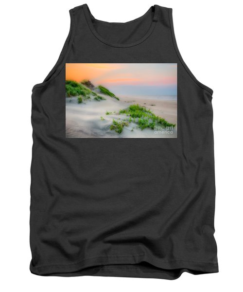 Outer Banks Soft Dune Sunrise Tank Top