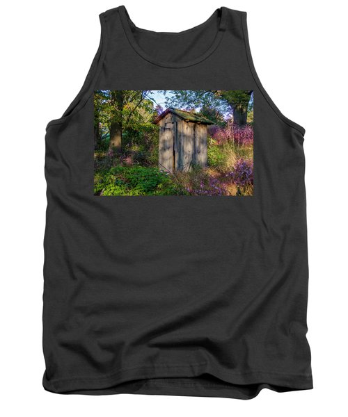 Outhouse - Valley Forge Pennsylvania Tank Top