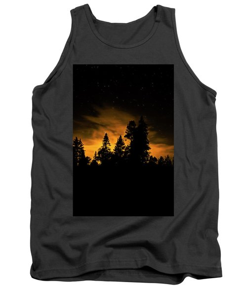 Outside Of Town Tank Top