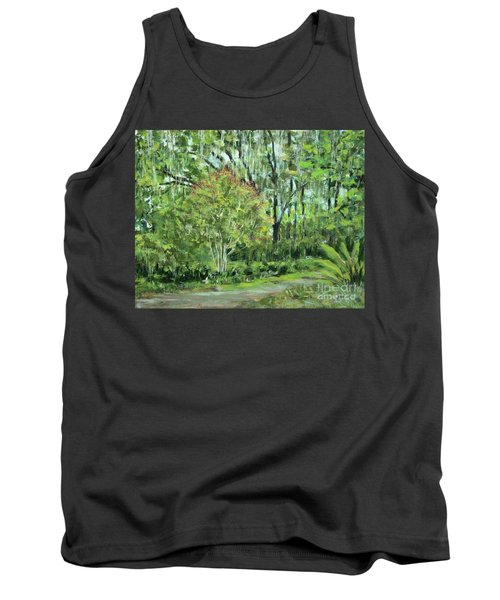 Oven Park Sunday Morning Tank Top