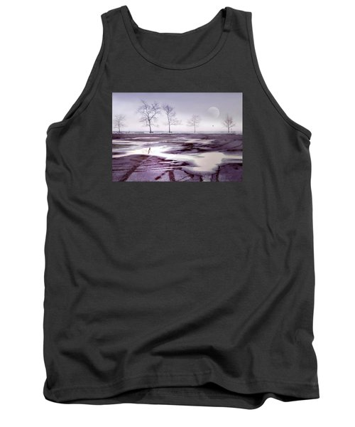 Over And Over Again Tank Top by Diana Angstadt