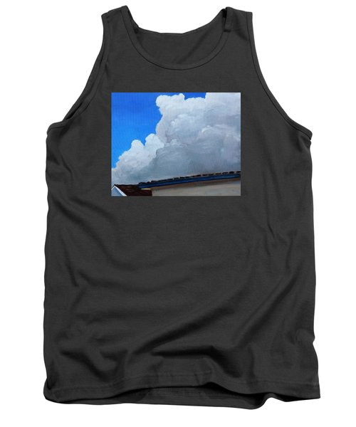 Over My House Tank Top