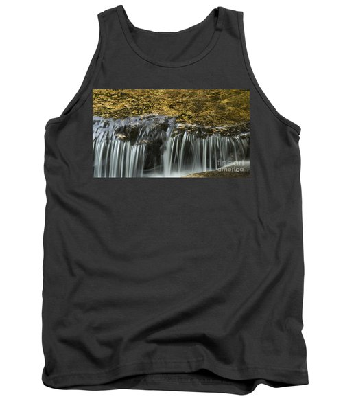Tank Top featuring the photograph Over The Edge by Alana Ranney