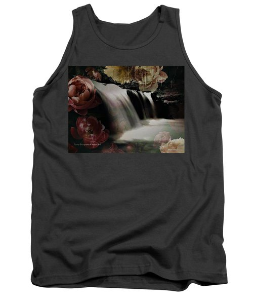 Over The Falls Tank Top