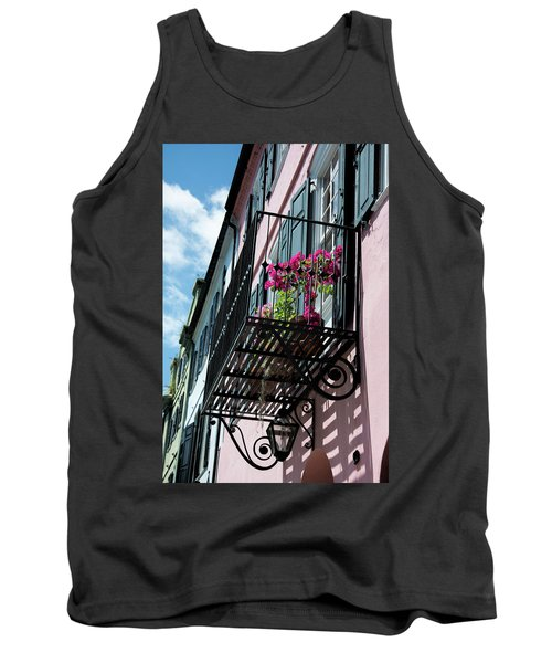 Over The Rainbow Tank Top by Ed Waldrop