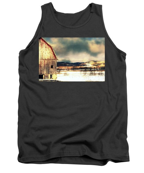 Tank Top featuring the photograph Over Yonder by Julie Hamilton