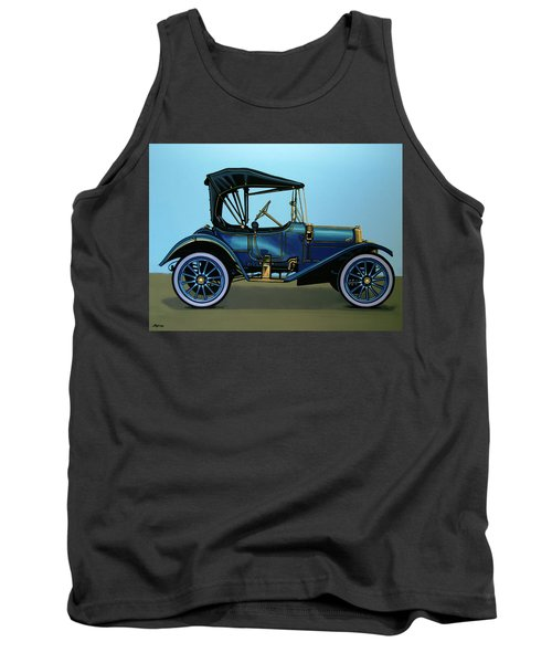 Overland 1911 Painting Tank Top by Paul Meijering
