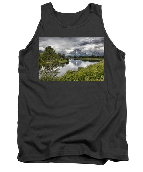 Oxbow Bend Tank Top by Hugh Smith