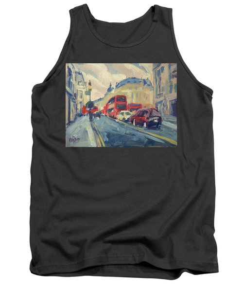 Oxford Street Tank Top