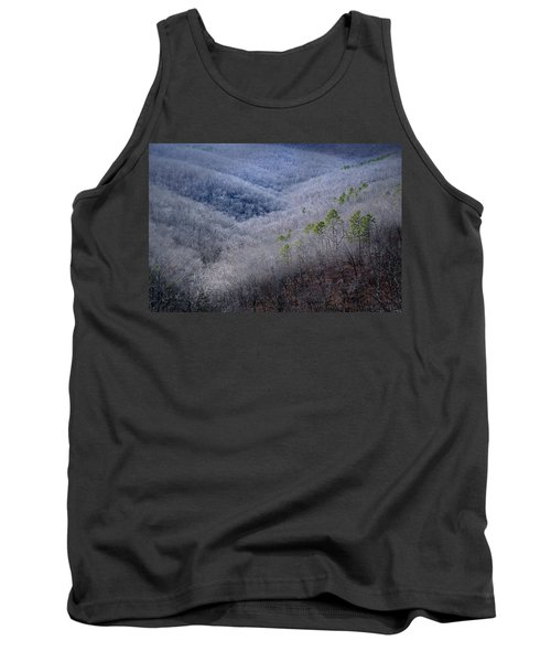 Ozarks Trees #4 Tank Top