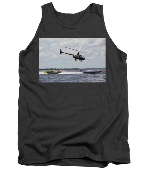 P1 Powerboats Tank Top