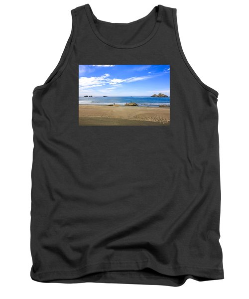 Pacific California Tank Top by Chris Smith