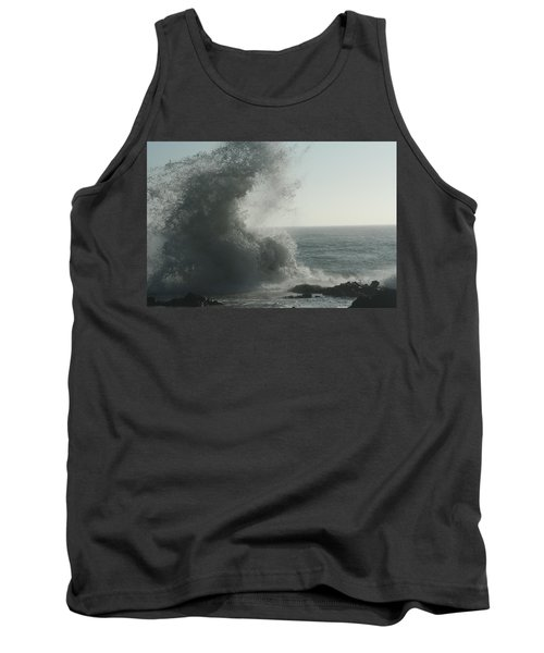Pacific Crash Tank Top