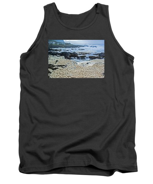 Pacific Gift Tank Top by Dale Stillman