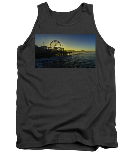 Pacific Park Ferris Wheel Tank Top