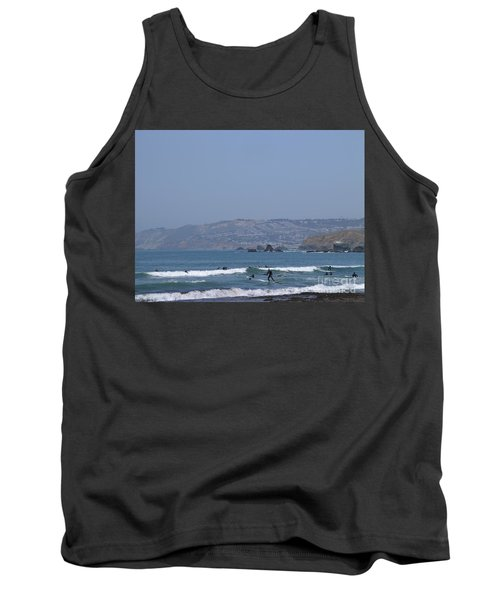 Pacifica Surfing Tank Top