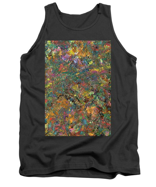 Paint Number 29 Tank Top