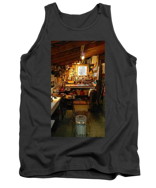 Paint Shed Tank Top