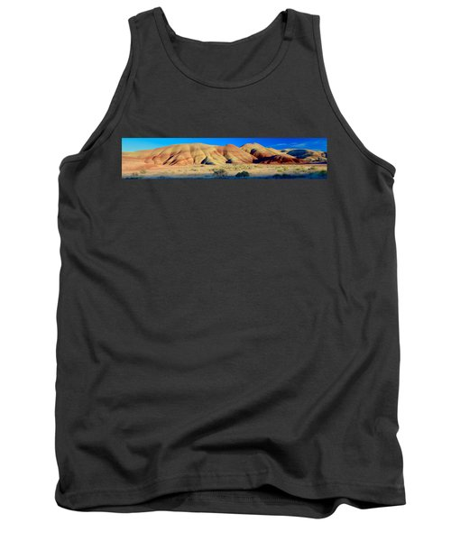 Painted Hills Extreme Pano  Tank Top