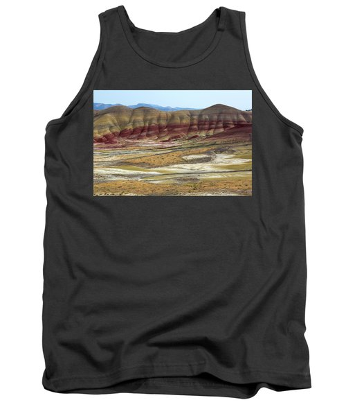 Painted Hills View From Overlook Tank Top