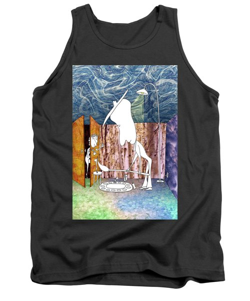 Painter Tank Top