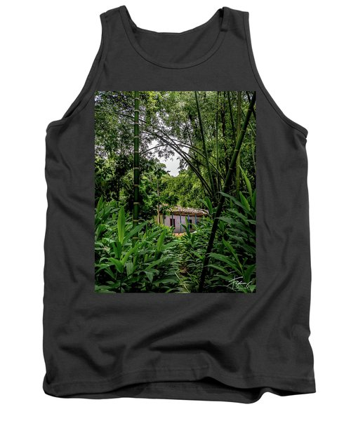 Paiseje Colombiano #10 Tank Top