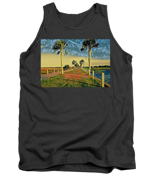 Palm Parkway Tank Top