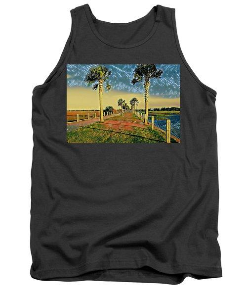 Palm Parkway Tank Top