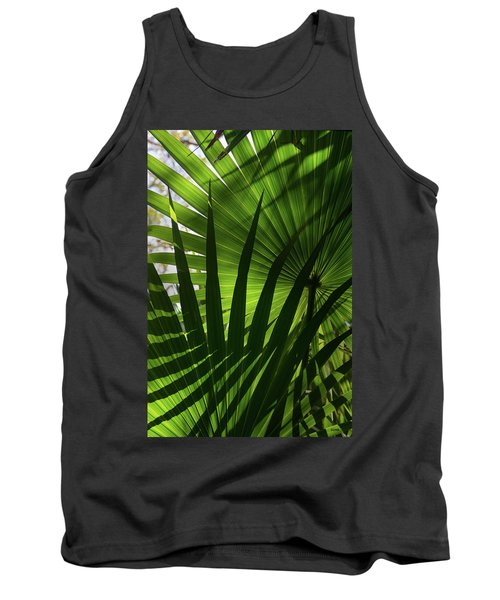 Palm Study 1 Tank Top