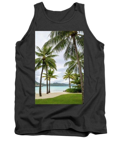 Palm Trees 1 Tank Top