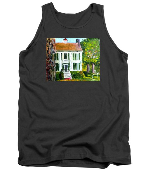 Palto Alto Plantation Up Close Tank Top