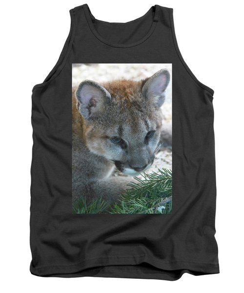 Tank Top featuring the photograph Palus by Laddie Halupa