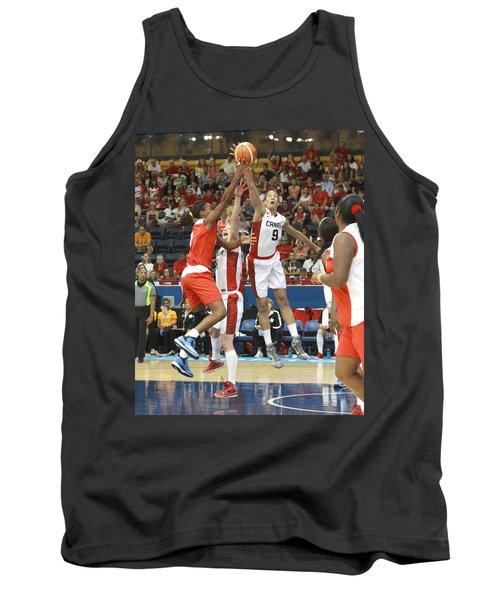 Pam Am Game Womens' Basketball Tank Top